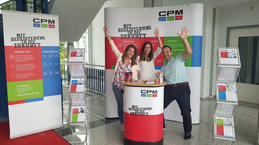 CPM Jobportal: Gemeinsam in die Zukunft